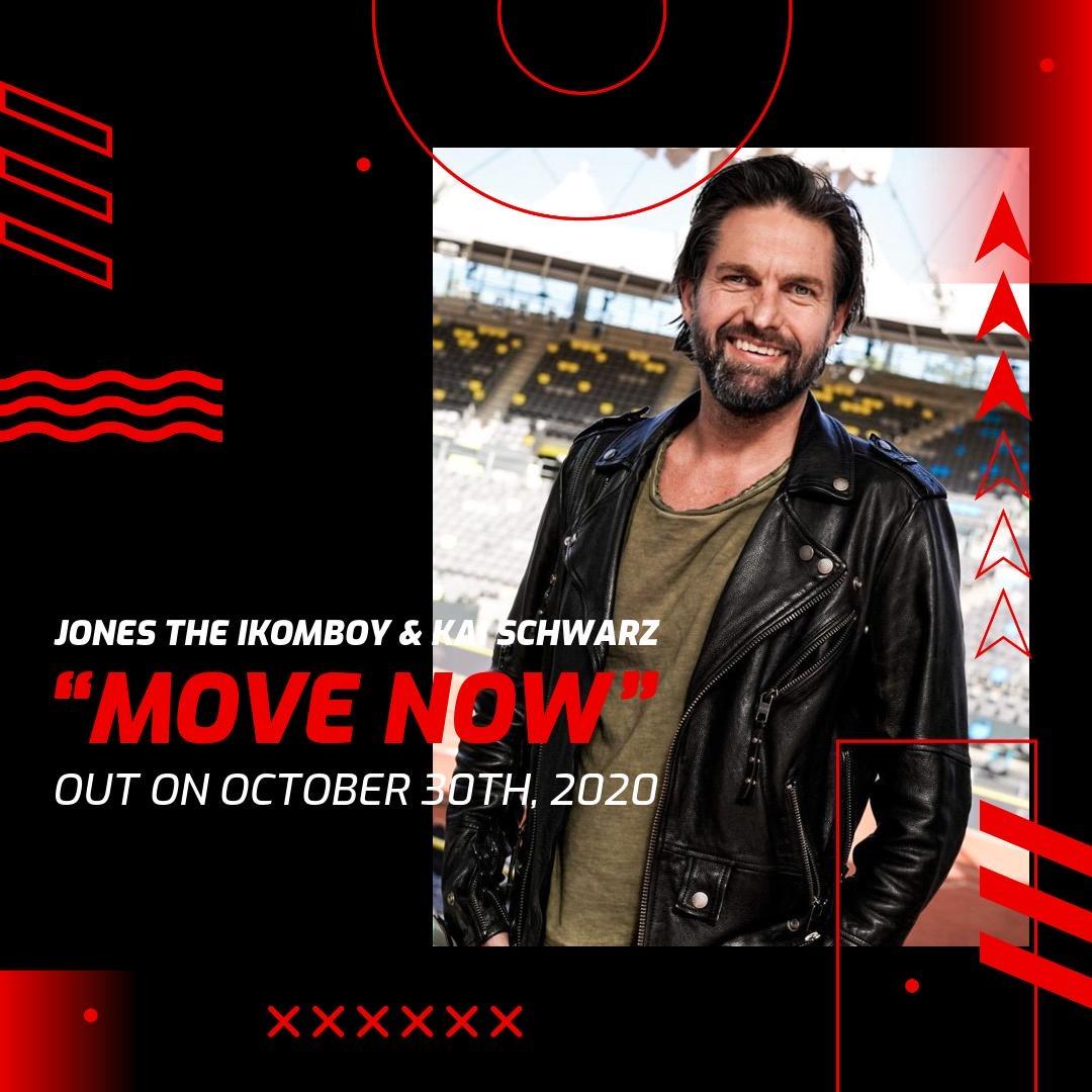 """Kai Schwarz """"Move Now"""""""